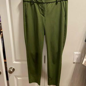 J.Crew Mercantile Army Green Pants.